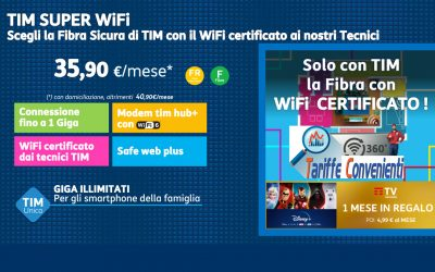 Tim Super Wifi